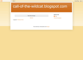 call-of-the-wildcat.blogspot.com