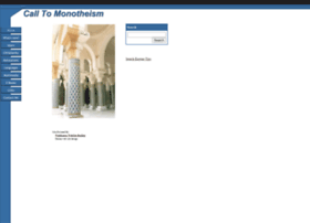 call-to-monotheism.com