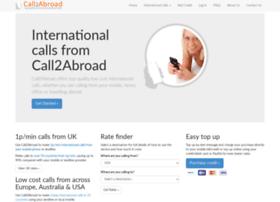 call2abroad.com