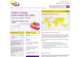 call2call.co.uk