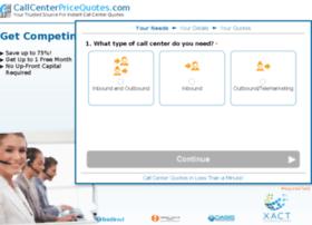 callcenterpricequotes.com