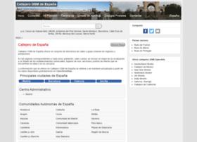 callejero-espana.openalfa.com