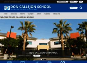 callejon-scusd-ca.schoolloop.com