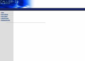 caller-id.co.uk