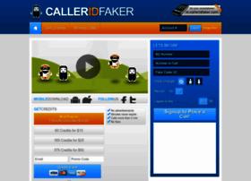 calleridfaker.com