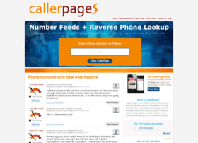 callerpages.com