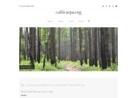 callicarpa.org