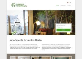 callidus-apartments.com