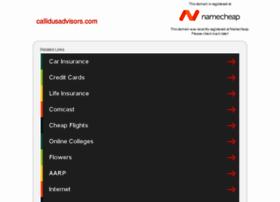callidusadvisors.com