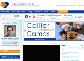 callier.utdallas.edu