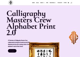 calligraphymasters.com