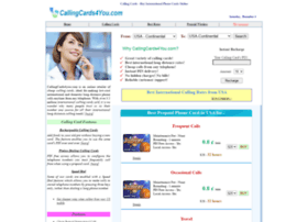 callingcards4you.com