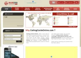 callingcardsonline.com