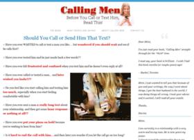 callingmen.com
