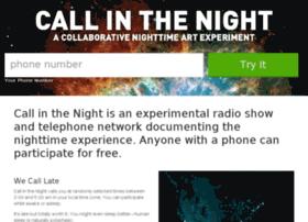 callinthenight.com