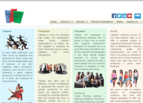 calliopevents.com