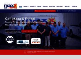 callmaxxandrelax.com