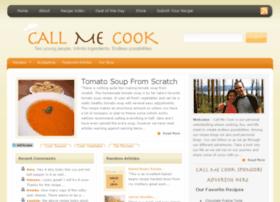 callmecook.com