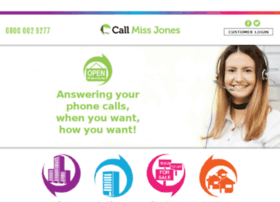 callmissjones.co.uk