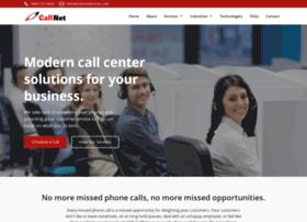 callnetservices.com