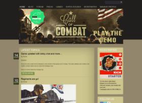 callofcombat.com