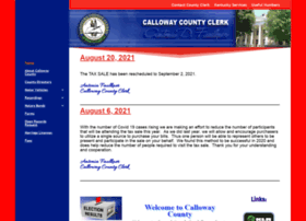 calloway.clerkinfo.net
