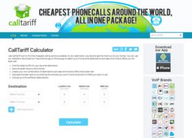 calltariff.com