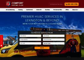 callthecomfortman.com