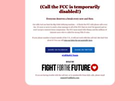 callthefcc.com