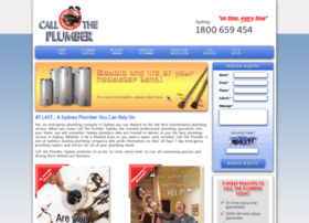 calltheplumber.net.au