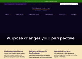 callutheran.edu