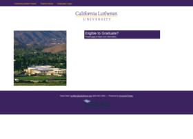 callutheran.universitytickets.com