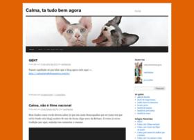 calmatatudobemagora.wordpress.com