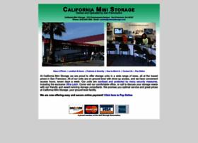 calministorage.com