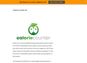 calorie-counter.net