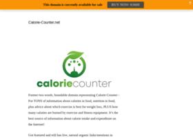 calorie-counter.net