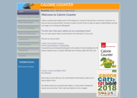 caloriecounter.co.uk