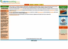 caloriecounting.co.uk