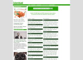 calorielab.com