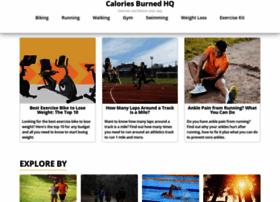 caloriesburnedhq.com