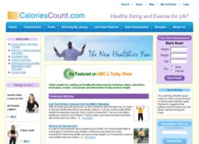 caloriescount.com