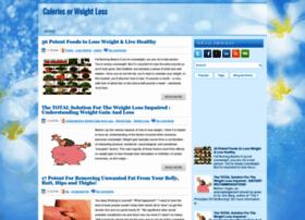 caloriesorweightloss.blogspot.com