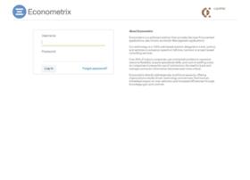 calpine.econometrix.com