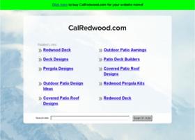 calredwood.com