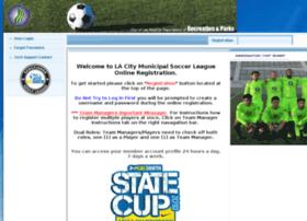 calsouth-lacitymunicipal.sportsaffinity.com