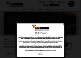 calsportsortho.com