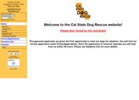 calstatedogrescue.rescuegroups.org