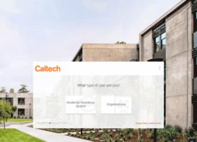 caltech-csm.symplicity.com