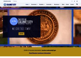 calumetcity.org