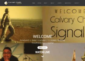 calvarychapelsignalhill.com